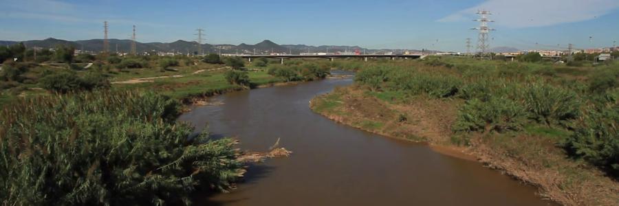 El Llobregat y el Cardener son «ríos de sal»
