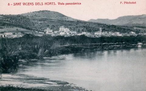 De Garrosa a Horts Comtals y Sant Vicenç dels Horts