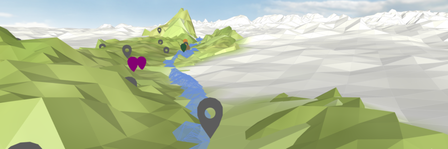 """Three.js, la tecnologia 3D web que ens ha permès fer """"Orgull de Baix"""""""